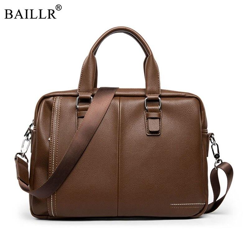 2018 New PU Leather Men Tote Handbag Fashion Crossbody Shoulder Bags Messenger Bags New Briefcase For Male Handbags High Quality<br>