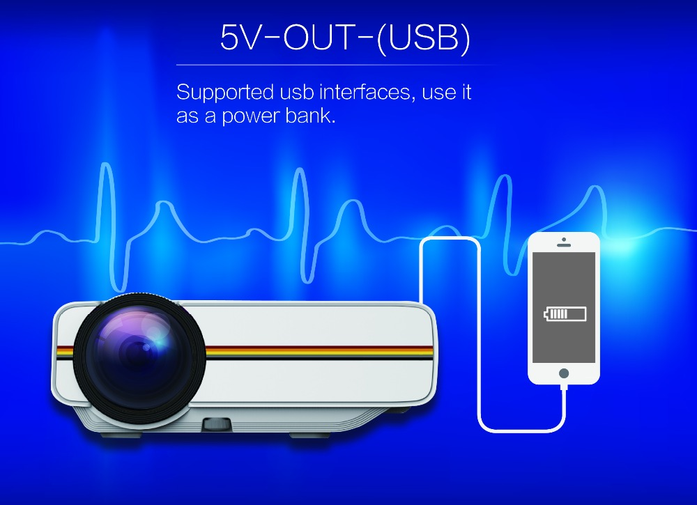 Yg400 Mini Led Projector  (8)