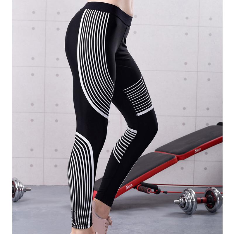 Female Women Compression Fitness Tights008