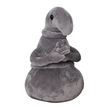 Hot Waiting Plush Toy Zhdun Meme Tubby Gray Blob Zhdun Plush Doll Toys Homunculus Loxodontus