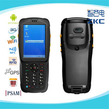 ZKC PDA3501 WiFi GSM 3G SIM Card Wireless Android Handheld PDA NFC Tags Cards Reader