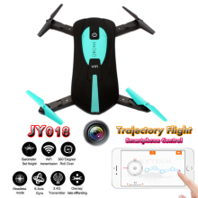 JY018 Quadrocopter Mini Drone With Camera HD FPV Quadcopter Flight Dron RC Helicopter Helicoptero De Controle Remoto Toys(China)