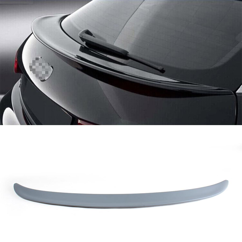 A1 PU Unpainted JC Style Car Rear Wing Spoiler, Boot Lip Spoiler For Audi (Fit A1 )<br><br>Aliexpress