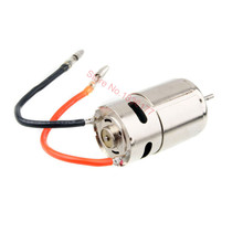 390 Electric Engine Motor Built In Cooling Fan For 1/16 1/18 WLtoys A949 A959 A969 A979 RC Car Upgrade Parts Spare Replacement