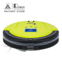 Amtidy A320 Extension Auto Smart Cleaning Robotic Vacuum(China)