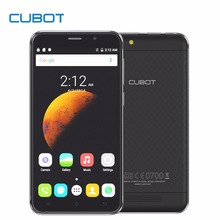 Original Cubot Dinosaur MT6735A Quad Core Android 6.0 Cell phone 5.5 Inch Mobile Phone 3G RAM 16G ROM 13.0MP 1280x720 Smartphone(China)