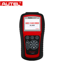 Original Autel AutoLink AL609 ABS CAN OBDII Diagnostic Tool Diagnoses ABS System Codes Internet Updatable