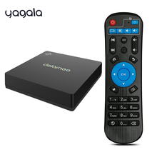 DOLAMEE D9 TV Box Android Amlogic S912 Octa-core CPU Android 6.0 2GHz 1.5G/8G WiFi HDMI Media Player