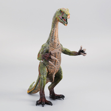 Starz Big Size Hollow Jurassic Therizinosaurus  Dinosaur Plastic Animals Toys Dinosaur Model Action Figures Boys Gift