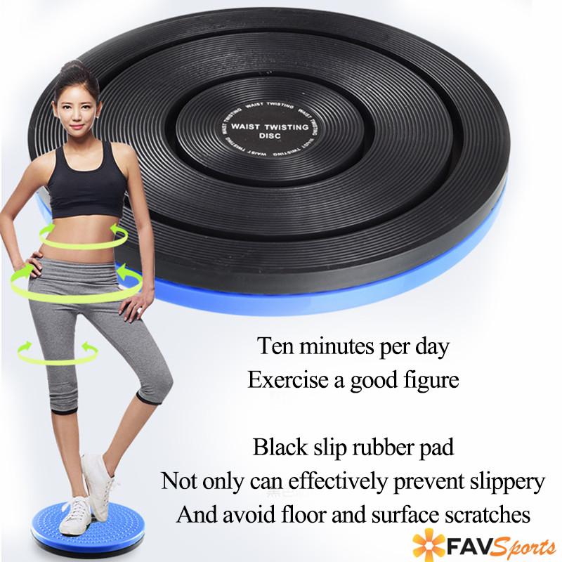 Sports-Twister-Plate-Twist-Waist-Body-Foot-Massage-Disc-Balance-Aerobic-Exercise-Fitness-Health-Round-Plates