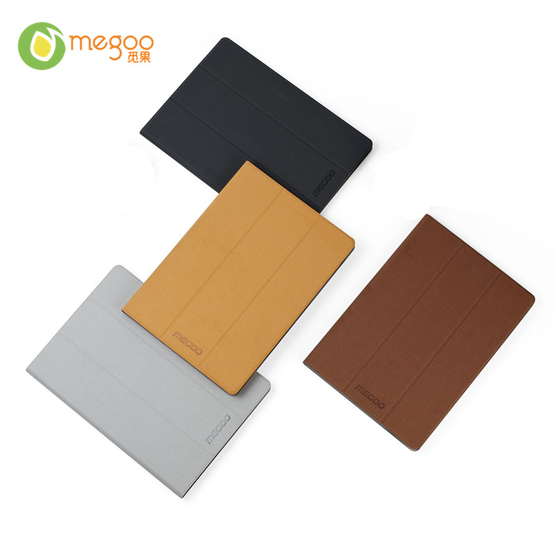 Megoo 12.3 Folio Case Cover Stand Case Compatible With Type Cover Keyboard For Microsoft Surface Pro 4/5/New Surface Pro<br>