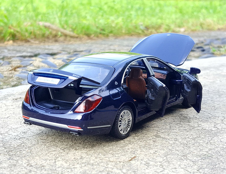 132 For TheBenz Maybach S600 (15)