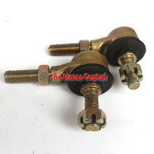 ATV Spare Parts Joint Ball for ATV joint ball rod  A is a reverse pair  Joint Ball free shipping