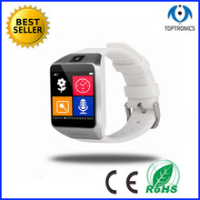 best selling Touchable Screen bluetooth Colorful Smart Watch Smartwatch Sport Wristwatch with sim card tf fm camera fuctions(China)