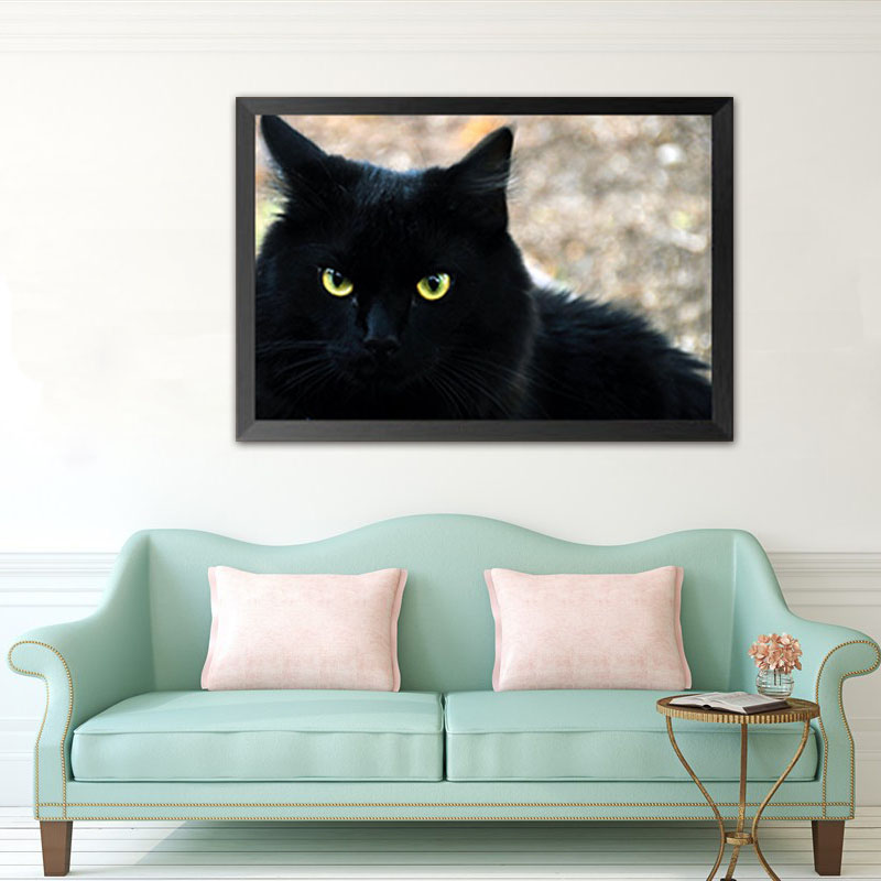 Diy-Black-Cat-Diamond-Painting-Embroidery-Animal-Diamond-Resin-Painting-Round-Drill-Picture-Decor (1)