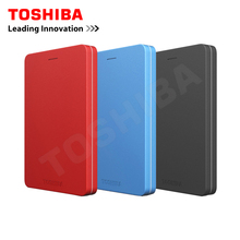 "Toshiba Canvio Alumy USB 3.0 2.5"" 500G/1TB/2TB External Portable Hard Drives HDD Hard Disk Disque Dur Externe2 to Desktop Laptop(China)"