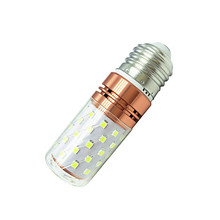 8W LED Corn Lights E27 60 SMD2835 800 Lm Bulb High Brightness Lamp Spotlight Candle Lighting Home Decoration 360 Degree(China)
