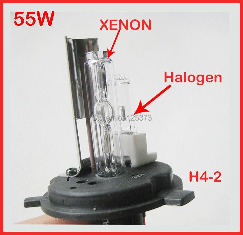 Галоген ксенон h4