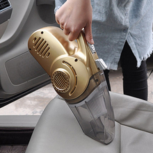 4in1 Multifunctional Car Vacuum Cleaner Auto Protable Handheld Wet/Dry Bagless Air Pump 12V(China)