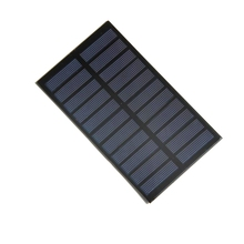 High Quality! 1.6W 5.5V Mini Solar Cell Solar Module Polycrystalline Solar Panel DIY Solar Charger 150*86*3MM Free Shipping(China)