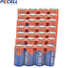 PKCELL 6v battery 4lr44 GP476A 4A76 PX28A L1325 A544 28A alkaline primary batteries 6 v for toy car, alarm etc 30PCS bulk(China)