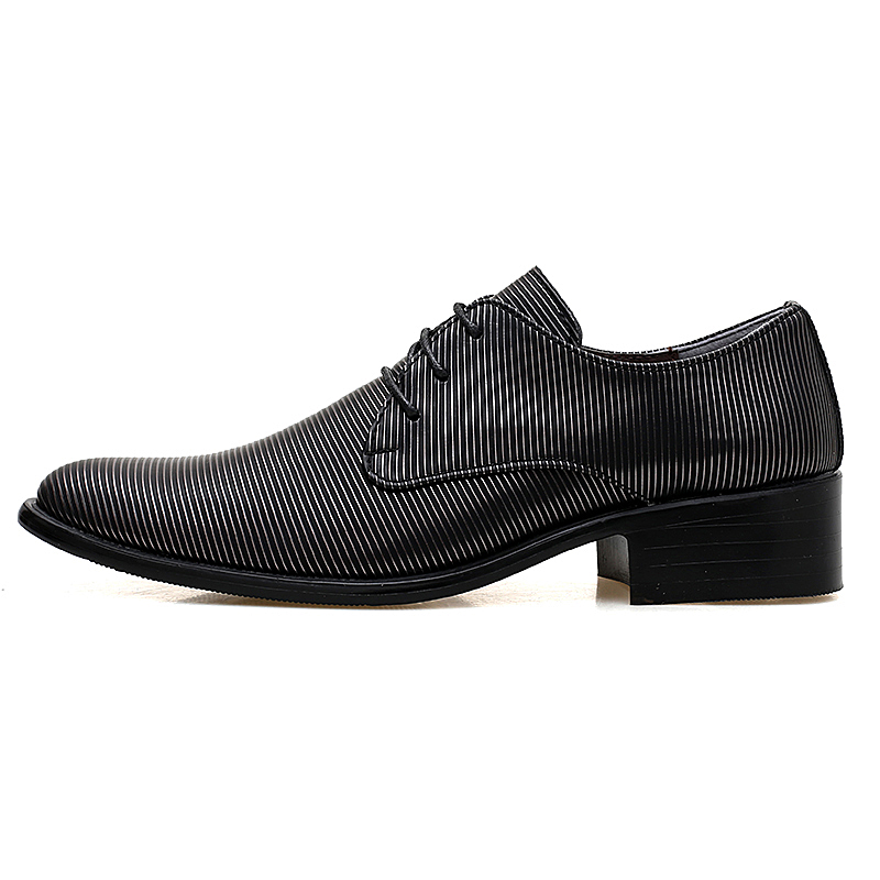 designer striped shoes men luxury brand fashion camouflage italian pointed male footwear designer man dress oxford shoes for men (50)