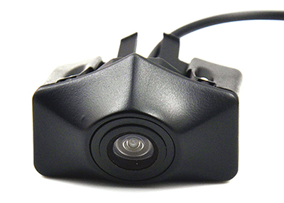 CCD Car Front View vehicle Logo Camera for Audi A6L Q5 Q7 Q3 A4L A4 b8 front logo camera Brand Mark Camera PAL/NTSC 15