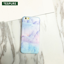 YESPURE Green Marble Pattern Accesorios Para Celulares for Apple Iphone 7 Cheap Cute Cell Phone Cases Handphone Accessories
