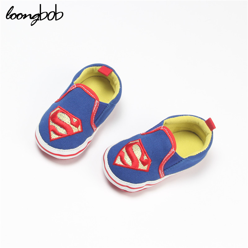 LOONGBOB Baby Shoes Baby Boy Girl First Walkers Infant Walking Shoes Toddler Infant Cartoon Causal Shoes Accessories For Boys<br><br>Aliexpress