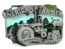 The American Farmer Belt Buckle(China)