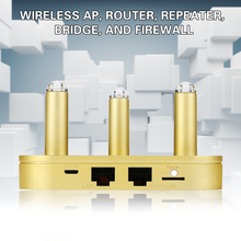 EU/US Plug Vonets 750Mbps 802.11AC 2.4G/5.8G Dual Band WiFi Wireless Router Adapter Repeater Range Expander Extender Booster AP