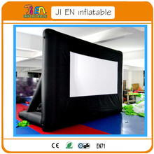 Outdoor Home Theater inflatable screens, giant inflatable Movie Screens for advertising,