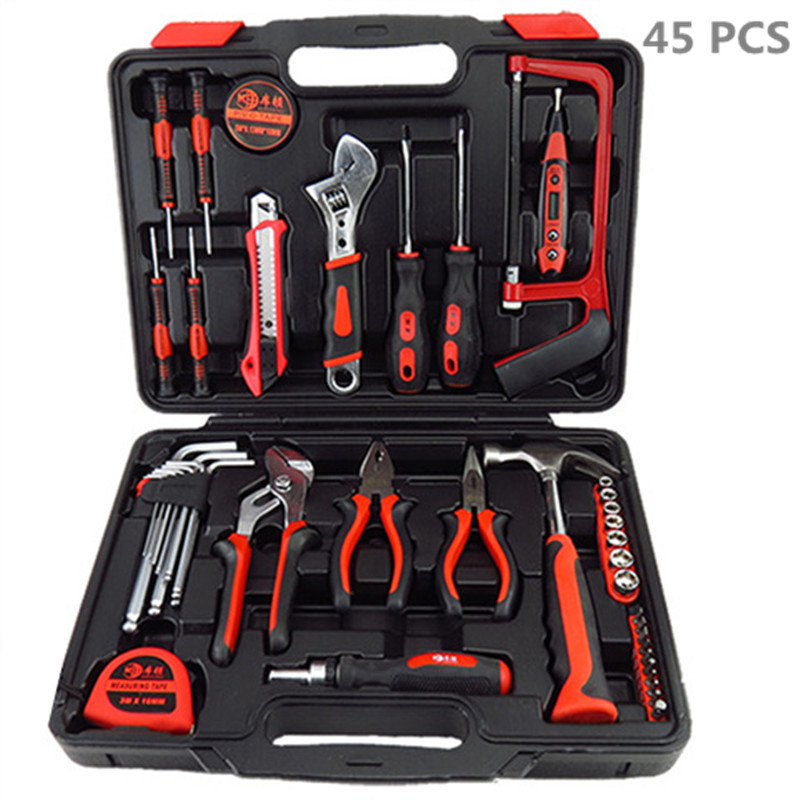 45/21/8pcs/set Home Hardware Tools Manual Machine Repair Motorcycle Repair Multifunctional Combination Tool Set<br>