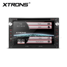 XTRONS 7'' Radio GPS Navigation 2 din Car DVD Player for Volkswagen vw PASSAT B5 MK5 GOLF IV MK4 Polo MK3 MK4 BORA SEAT SKODA