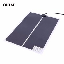 OUTAD Hot Sale IR 20W Adjustable Temperature Heating Pad Mat for Reptile Amphibians Pet Brand New