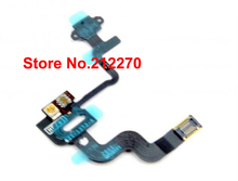 YUYOND 50pcs/lot For iphone 4 Proximity Light Sensor Power Flex Cable Ribbon CDMA Verizon Sprint Wholesale(China)