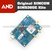 SIM5360E Evaluation board,SMT type 3G WCDMA module