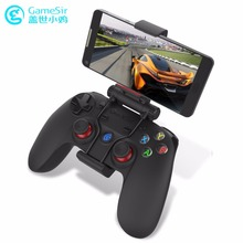 GameSir G3s 2.4Ghz Wireless Bluetooth Gamepads support wired Game Controller Joystick for Android Smartphone TV BOX PS3 PC(China)