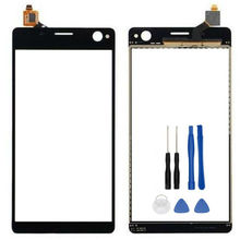 Front Touch Screen Digitizer For Sony Xperia C4 E5303 E5363 E5333 E534 Touch Screen Front Outer Glass Panel Lens Replacement(China)