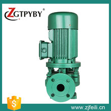 ISG 2015 15KW water pump 3 inch vertical multistage pipeline centrifugal pump price(China)
