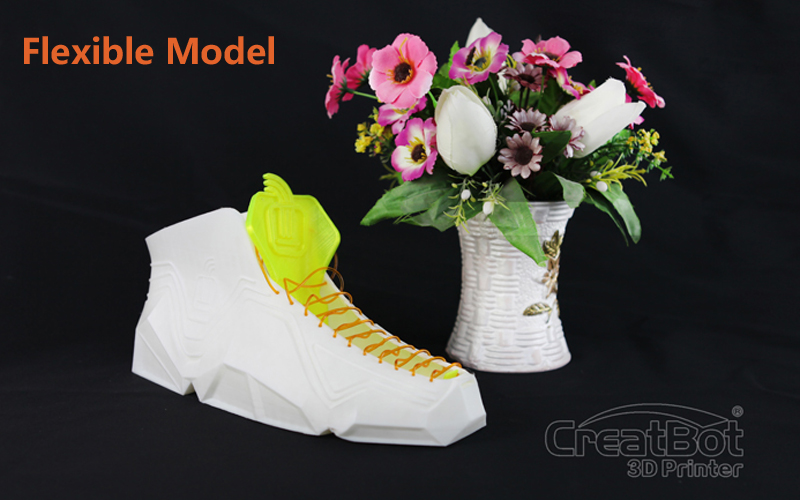 creatbot 3d printer model 6