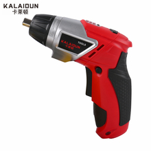 KALAIDUN Quality Power Tools 3.6V Cordless Drill  power tools electric drill pistol drill electric screwdriver  hand tools set