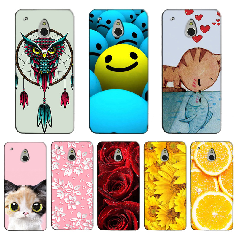 Cool Design Case for HTC One Mini M4 601E Hard Plastic Cover Phone Cases for HTC One Mini M4 601E Version(China (Mainland))