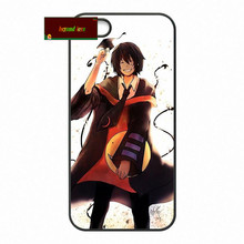 Anime Japanese Assassination Classroom Phone Cases Cover For iPhone 4 4S 5 5S 5C SE 6 6S 7 Plus 4.7 5.5    z1043