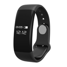 Outdoor Sports Bluetooth Heart Rate/Sleeping Monitor Smart Bracelet Fitness Tracker Health Bracelet Pedometer Calorie Wristband(China)