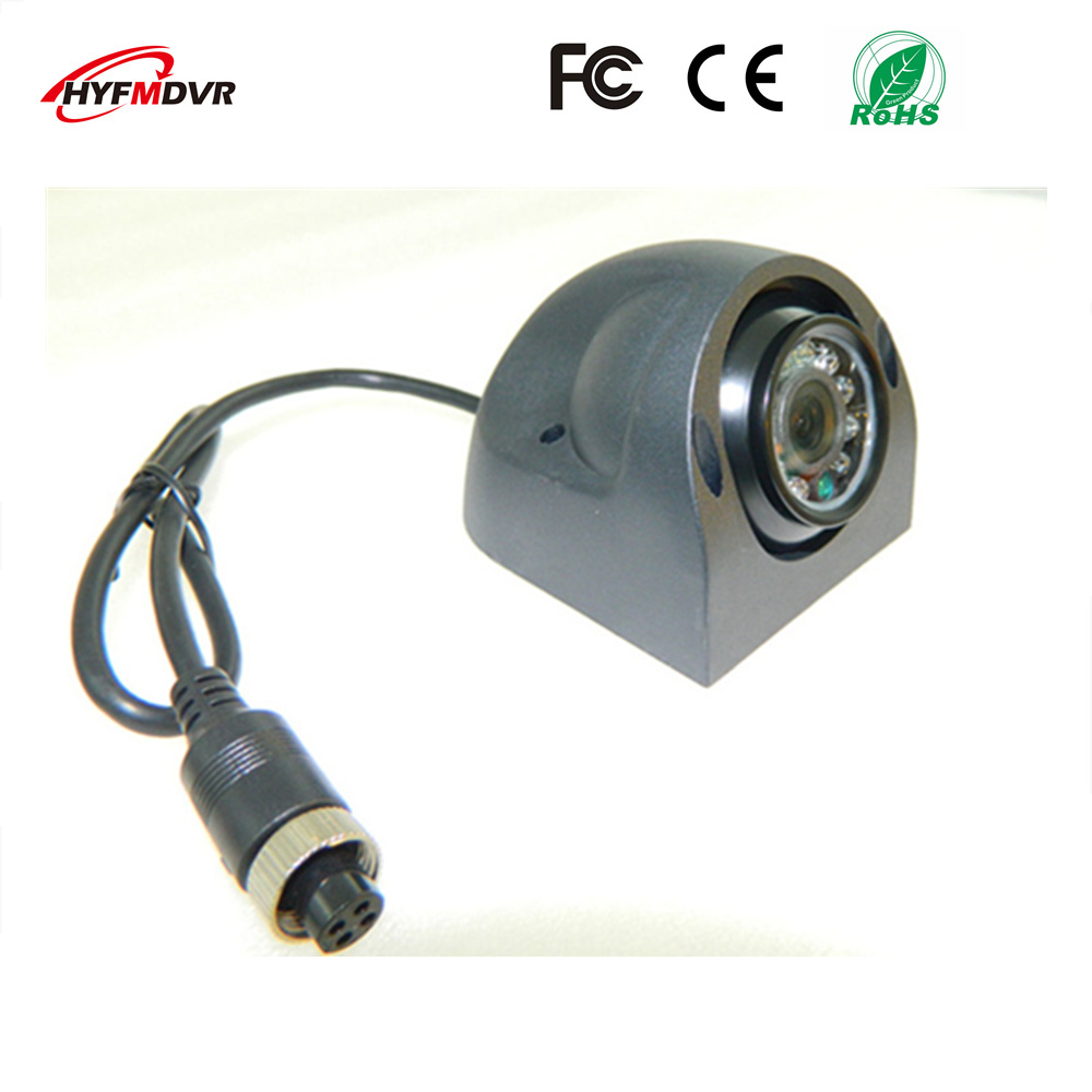 3 inch AHD bus side view camera 720P/1080P/960P HD waterproof surveillance head support SONY 600TVL / CMOS 800TVL<br>