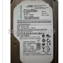 "For 160GB 7.2K 3G SATA LFF 3.5"" Hard Drive 39M4504 39M4507 refurbished"