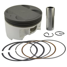Bore size 83.75mm +75 Motorcycle Piston & Ring for Yamaha YP400 YP 400 Majesty Piston Kit Oversize 75