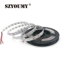SZYOUMY 200M SMD5630 Led Strip Lighting 60led/M DC12V 5M/roll Non-waterproof Indoor Decoration Light Flexibled Led Bar Light
