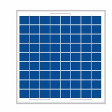 10W 18V Polycrystalline silicon Solar Panel used for 12V PV solar cell module photovoltaic power home system